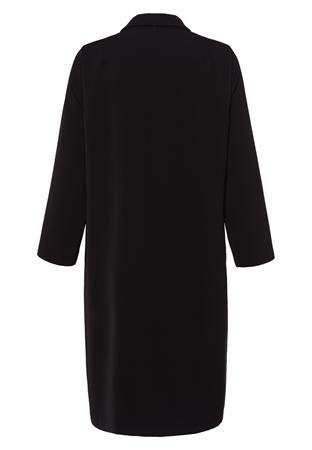 Marc Aurel jurk 6702-2000-92875 in het Zwart / Wit