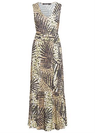 Marc Aurel jurk 6737-7000-73322 in het Beige