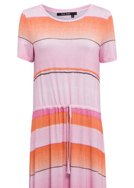 Marc Aurel jurk 6741-7000-73333 in het Roze