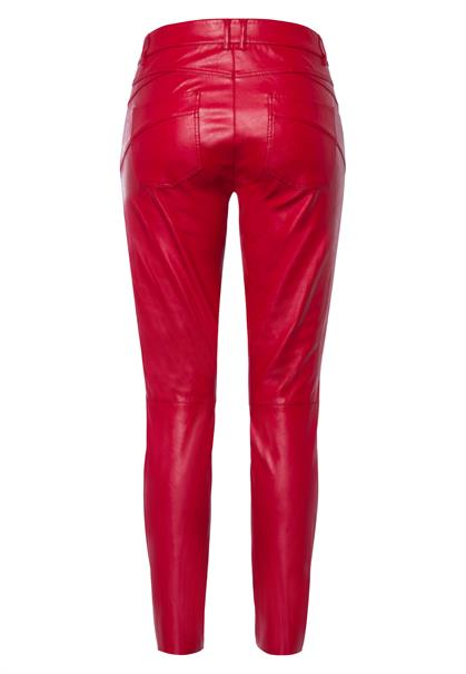Marc Aurel pantalons 1435-2006-92699 in het Rood