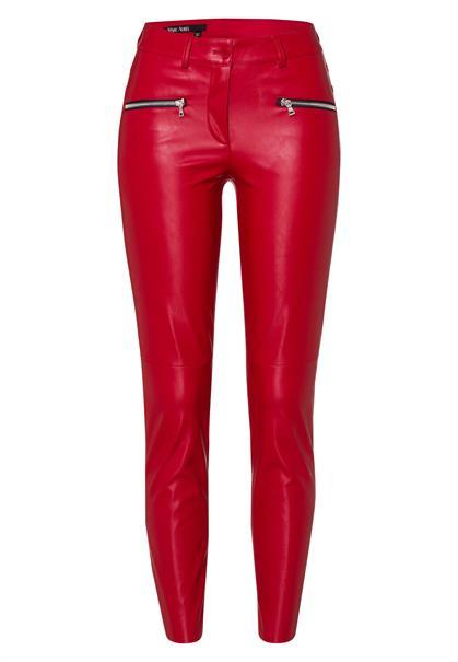 Marc Aurel pantalons Skinny 1435-2003-92699 in het Rood