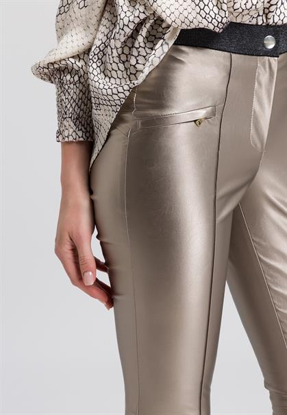 Marc Aurel pantalons Skinny 1470-2001-92874 in het Multicolor
