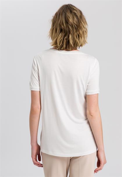 Marc Aurel t-shirts 7052-7000-73235 in het Roest
