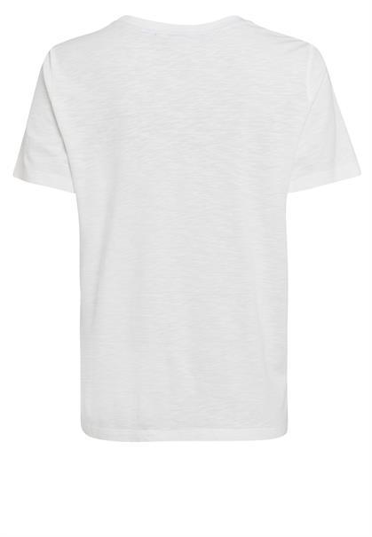 Marc Aurel t-shirts 7106-7000-73282 in het Wit