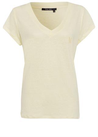 Marc Aurel t-shirts 7143-7000-73319 in het Geel