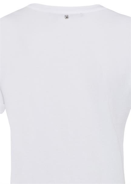 Marc Aurel t-shirts 7155-7000-73341 in het Wit