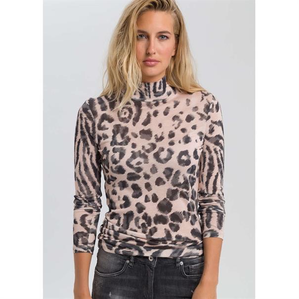 Marc Aurel t-shirts 78957000-73092 in het Roze