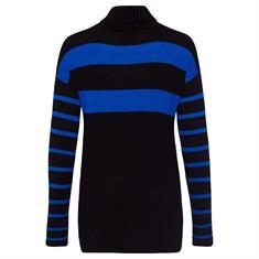 Marc Aurel trui 82078000-81650 in het Zwart / Blauw