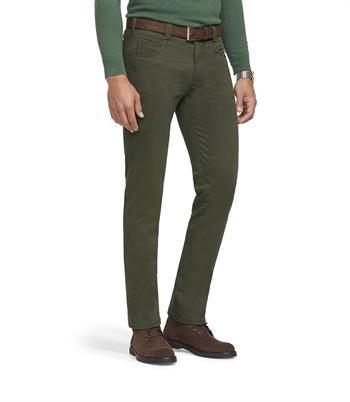 Meyer 5-pocket Diego 3062555200 in het Groen