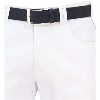Meyer 5-pocket Dubai 3101410300 in het Wit