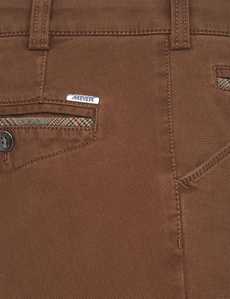 Meyer broeken 3322556800 in het Rood