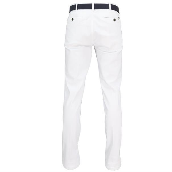 Meyer broeken Dubai 3101410300 in het Wit