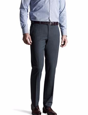 Meyer business pantalon Bonn 1029250000 in het Donker grijs