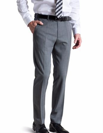 Meyer business pantalon Bonn 1029250000 in het Grijs