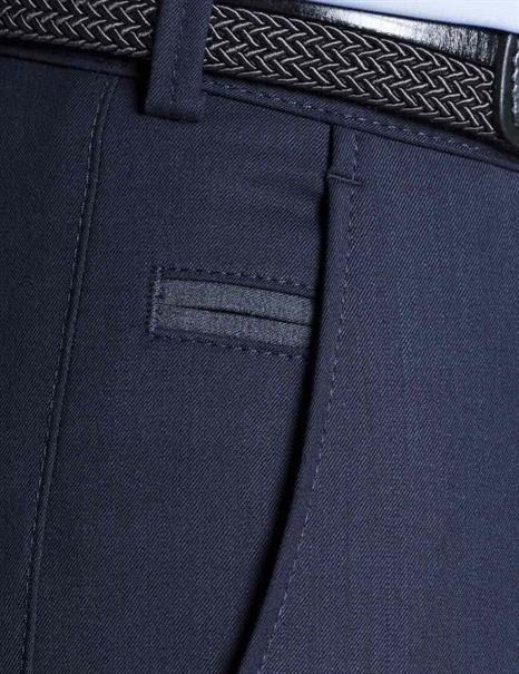 Meyer business pantalon Bonn 1029250000 in het Marine