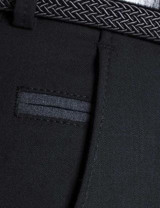 Meyer business pantalon Bonn 1029250000 in het Zwart