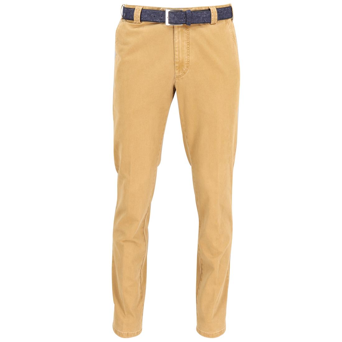 Meyer Hosen broek Bonn 1022555800 in het Camel