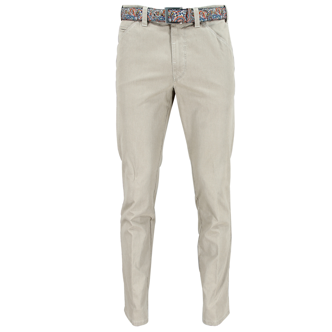 Image of Meyer Hosen broek Chicago 3321311800 in het Beige