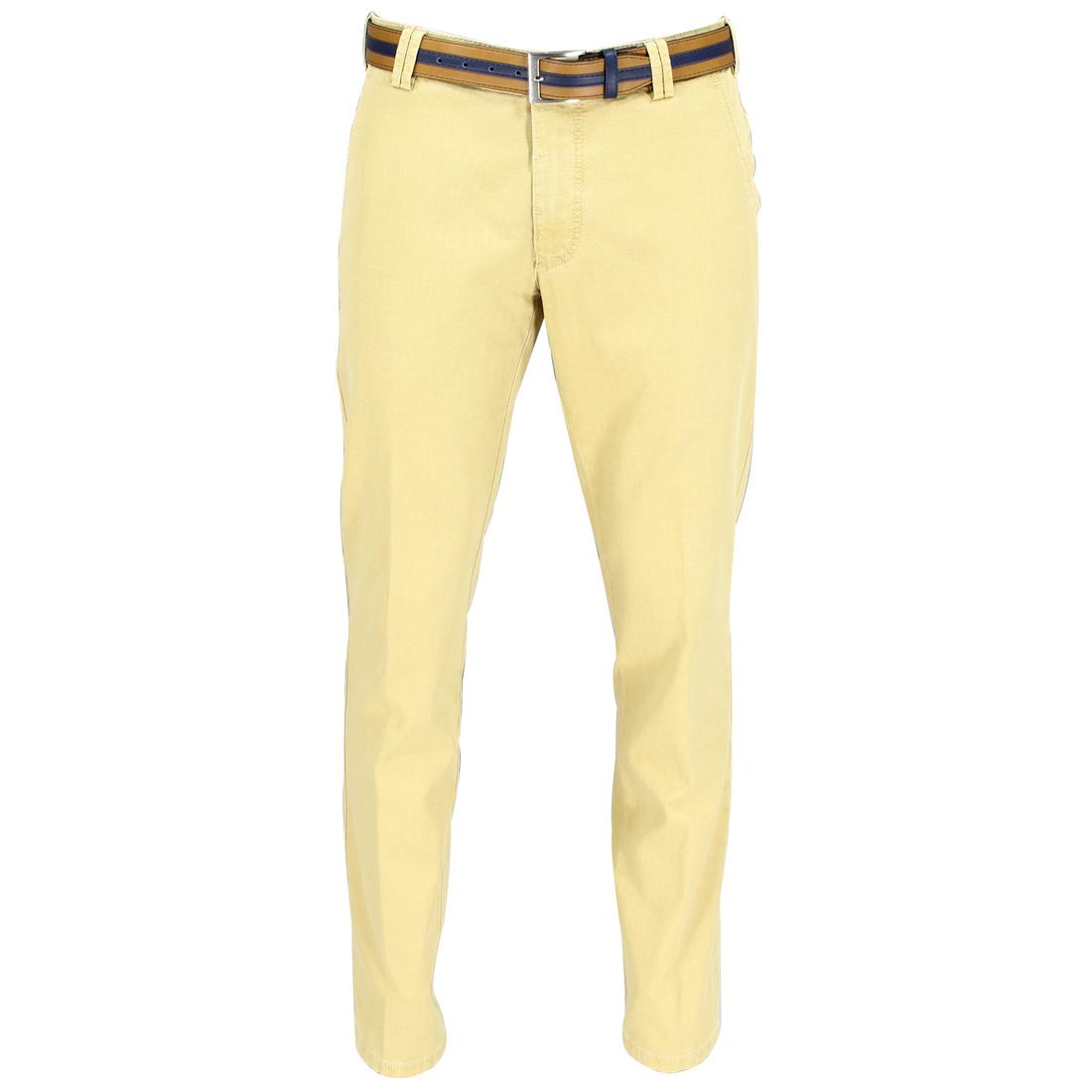Meyer Hosen broeken 1021500400 in het Beige