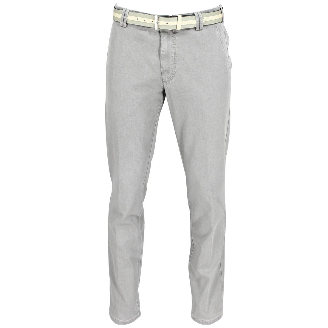 Meyer Hosen broeken 1021500400 in het Donker grijs