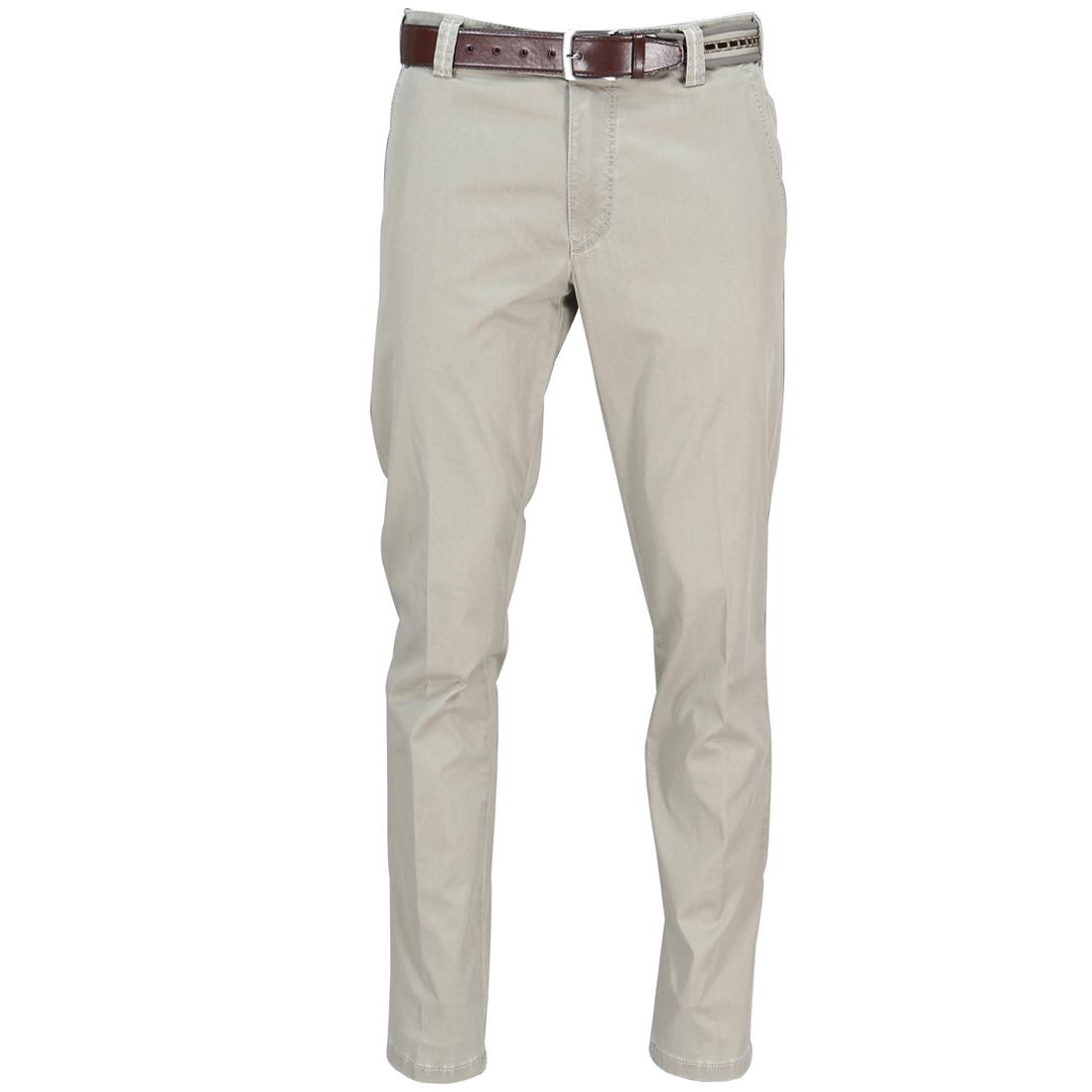 Meyer Hosen broeken 1021501800 in het Bruin