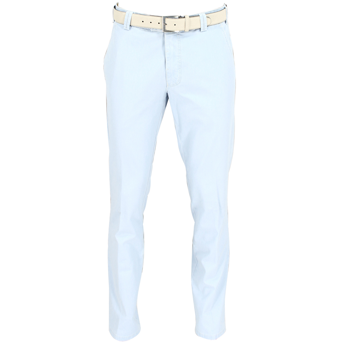 Meyer Hosen broeken 1241500100 in het Blauw