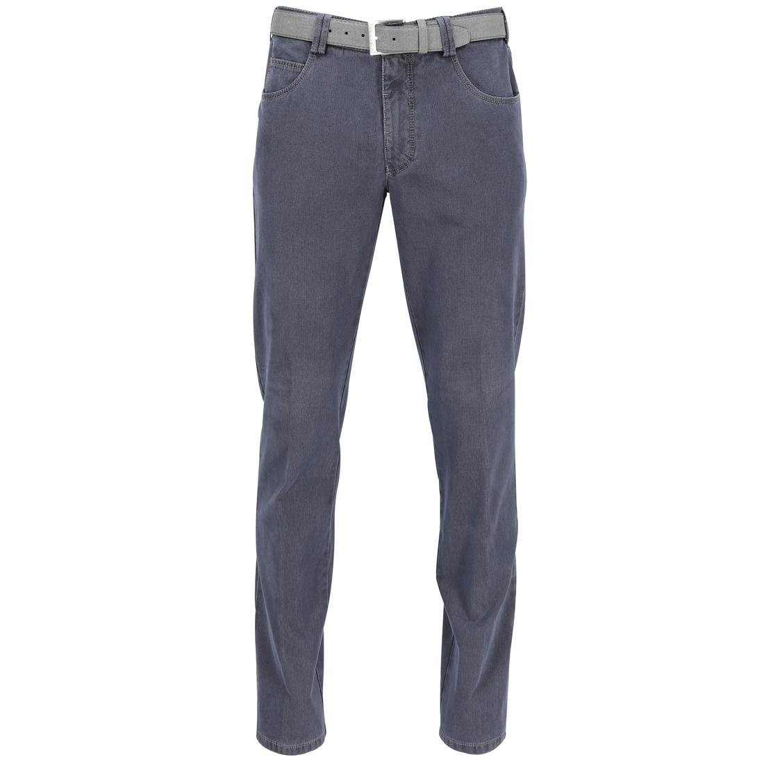 Meyer Hosen broeken 3062556000 in het Donker Blauw