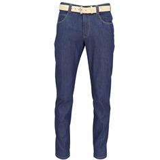 Meyer Hosen broeken 3101410300 in het Blauw