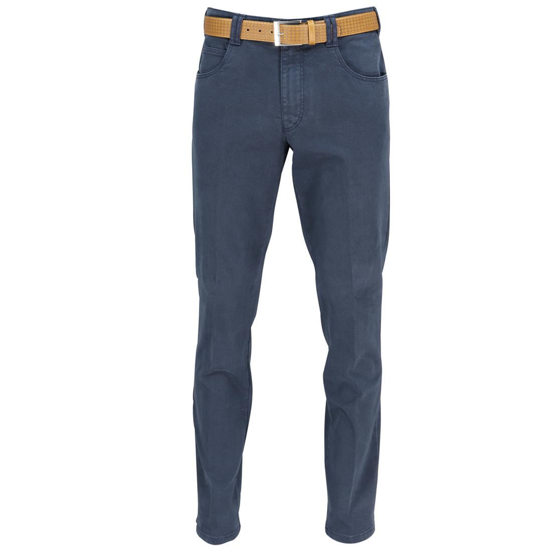 Meyer Hosen broeken 3102351600 in het Marine