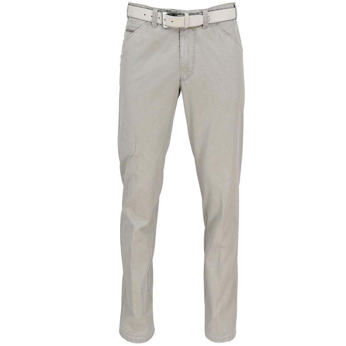 Meyer Hosen broeken Chicago 3321501600 in het Bruin