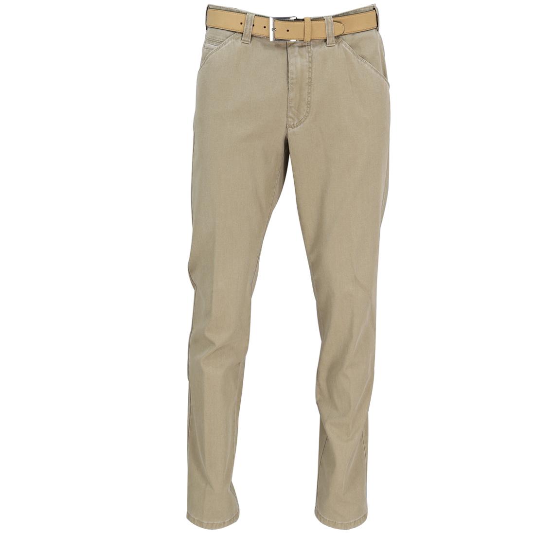 Meyer Hosen broeken Chicago 3321501600 in het Camel