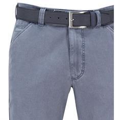 Meyer Hosen broeken Chicago 3321501600 in het Marine