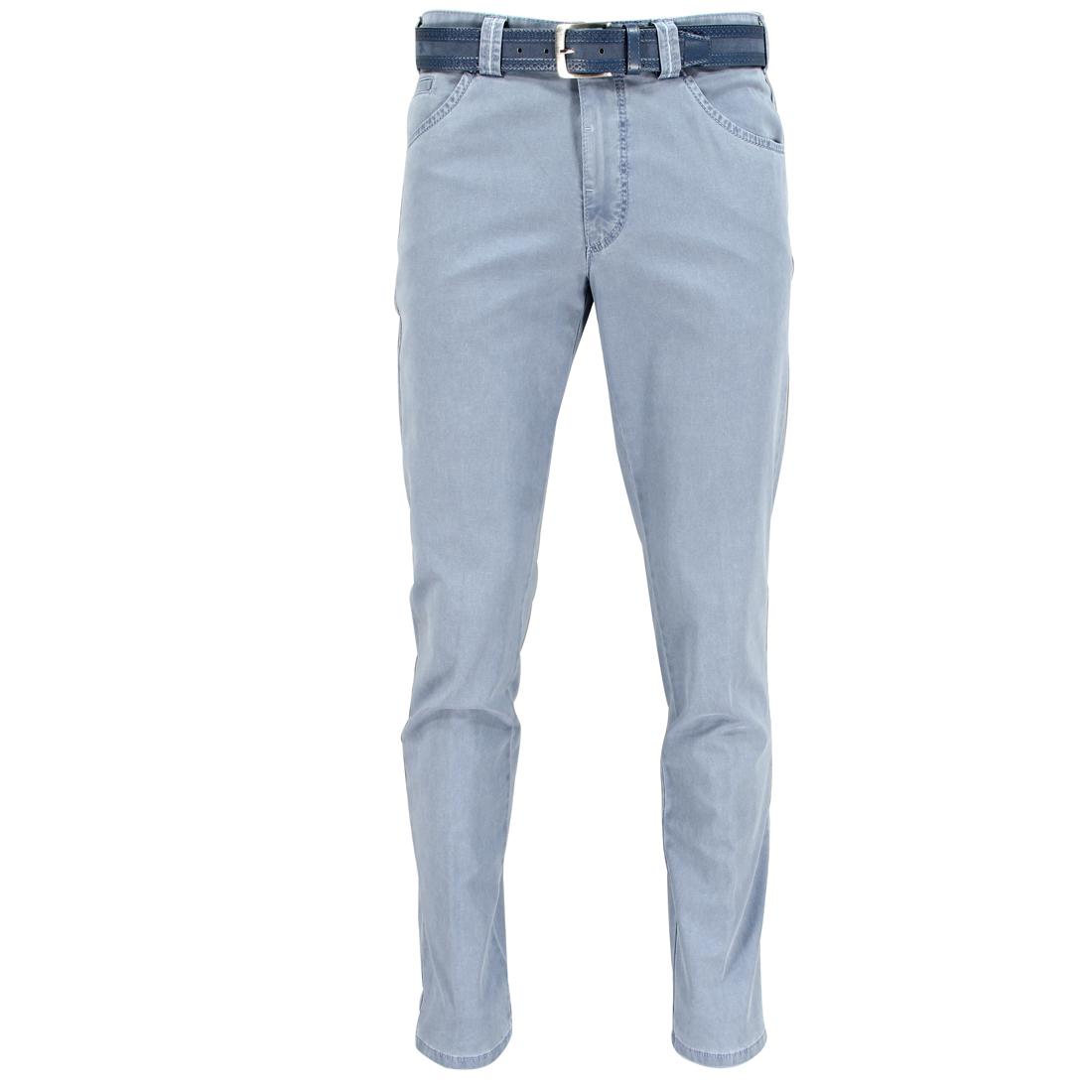 Meyer Hosen broeken Dublin 1271500700 in het Blauw