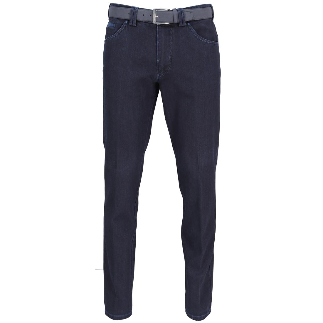 Meyer Hosen jeans Dublin 1272454200 in het Donker Blauw