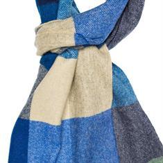 Michaelis sjaals PM1S30002A in het Blauw