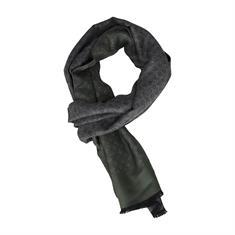 Michaelis sjaals PMQS30009D in het Olijf groen