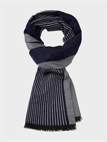 Michaelis sjaals PMRS30006B in het Marine