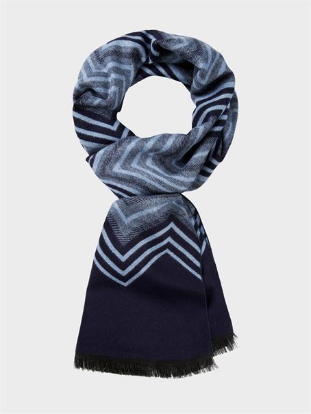 Michaelis sjaals PMRS30009B in het Marine