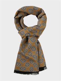 Michaelis sjaals PMRS30011D in het Geel