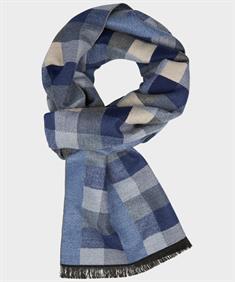 Michaelis sjaals PMRS30012B in het Marine