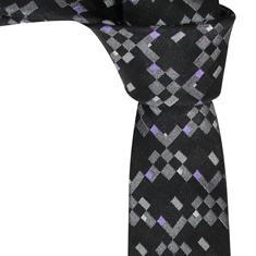 Michaelis stropdas PMNA3G145A in het Grijs