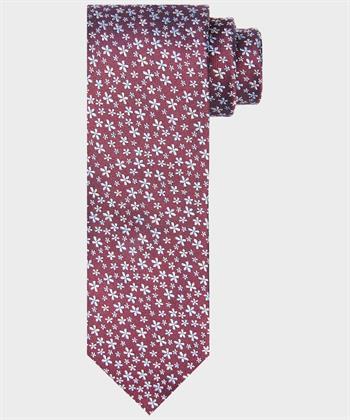 Michaelis stropdas PMRA3D009F in het Rood