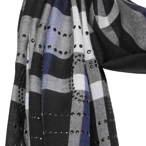 Monari accessoire 804219 in het Zwart / Wit