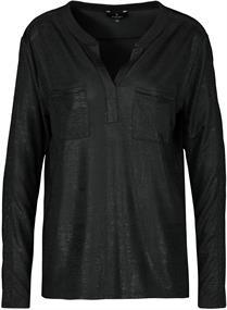 Monari blouse 804923 in het Zwart