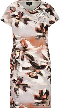 Monari jurk 406344 in het Grijs