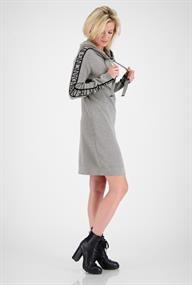 Monari jurk 804820 in het Grijs