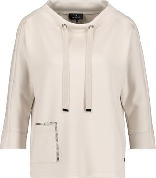 Monari sweater 405929 in het Beige