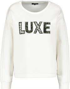 Monari sweater 804721 in het Offwhite