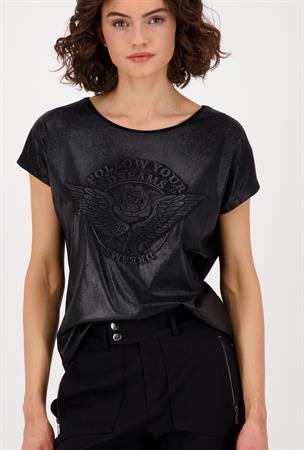 Monari sweater 805375 in het Zwart