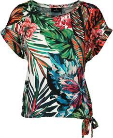 Monari t-shirts 405203 in het Wit